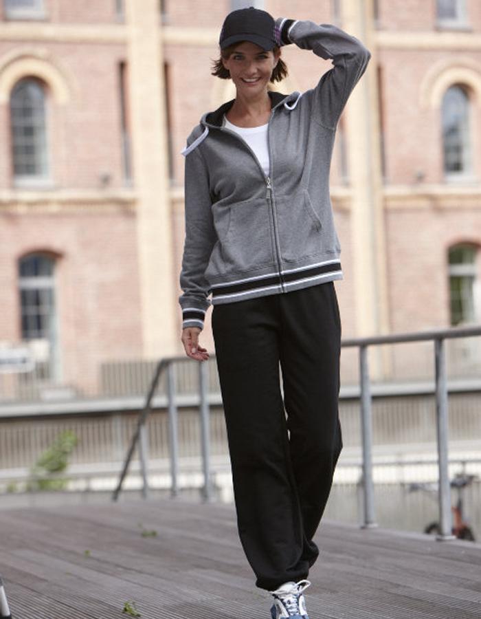 15e5f85aa14 Dámská mikina Baseball s kapucí - dámské bavlněné hladké mikiny-dámské  oblečení